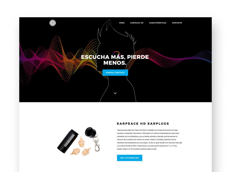 Diseño de páginas web Bow Agencia Digital