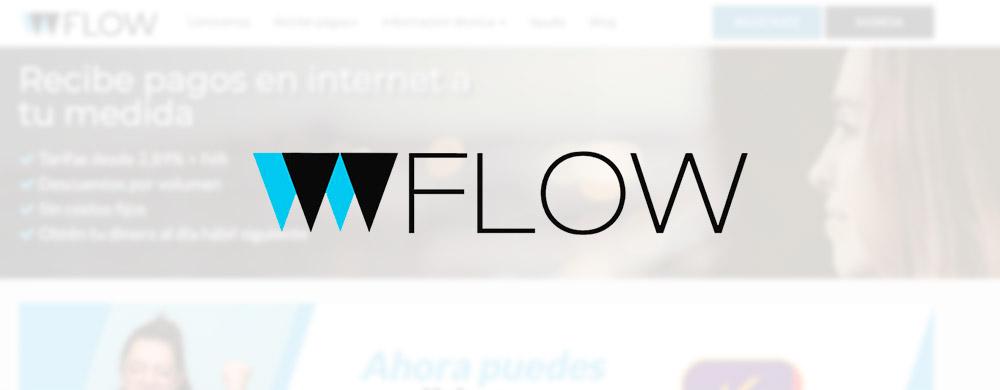 Pasarela de pago flow